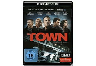 The Town - Stadt ohne Gnade 4K Ultra HD Blu-ray + Blu-ray