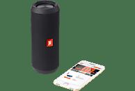 JBL Flip 3 Sonder Edition  Bluetooth Lautsprecher, Deep Black, Wasserfest