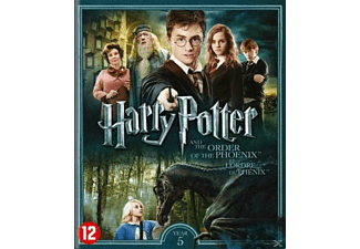 Harry Potter: En de Orde van de Feniks - Blu-ray
