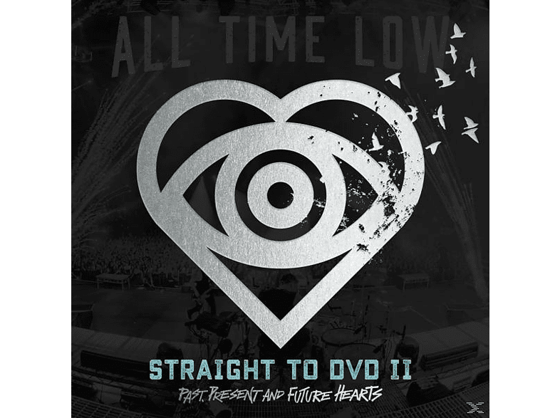 All Time Low - Straight To DVD II:Past,Present And Future Hearts [Vinyl]
