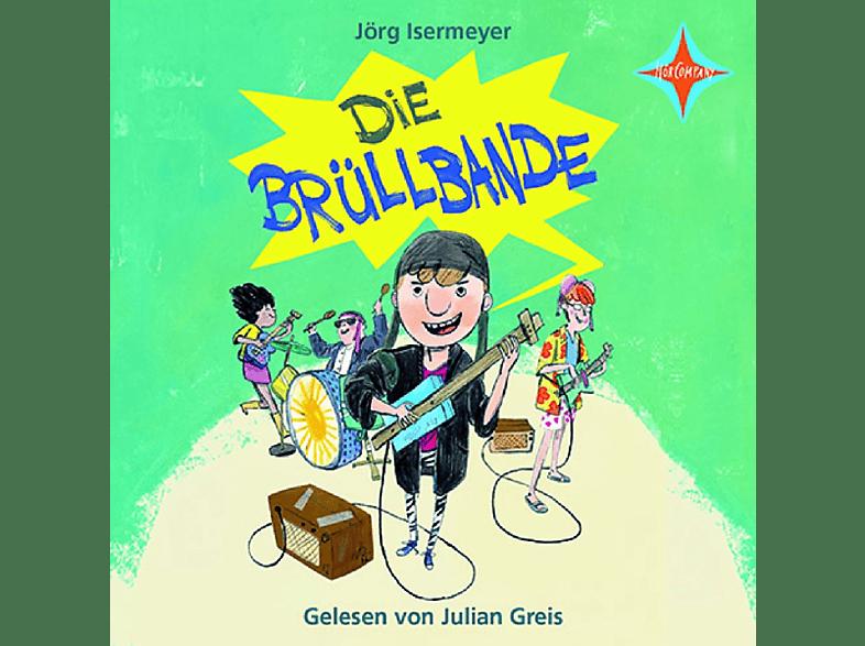 Jörg Isermeyer - Die Brüllbande - (CD)