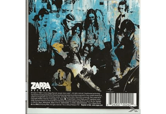 Frank Zappa - Meat Light: The Uncle Meat Project/Object Audio Documentary  - (CD)