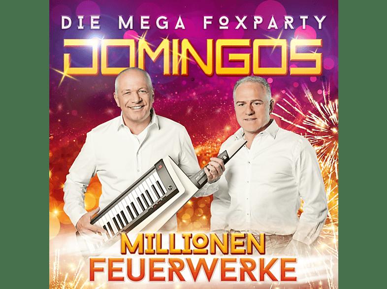 Die Domingos - Millionen Feuerwerk-Die Mega [CD]
