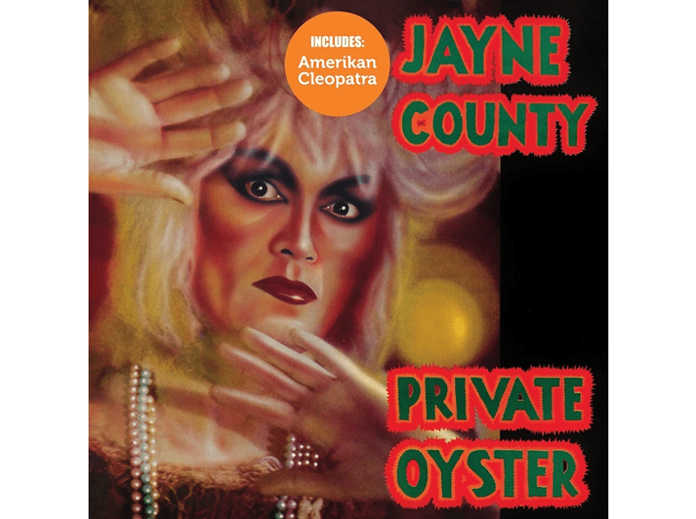 Jayne Country - Amerikan Cleopatra/Private Oysters [CD]