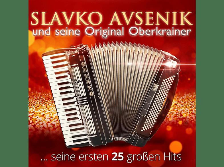 Slavko Avsenik - Seine ersten 25 großen Hits [CD]