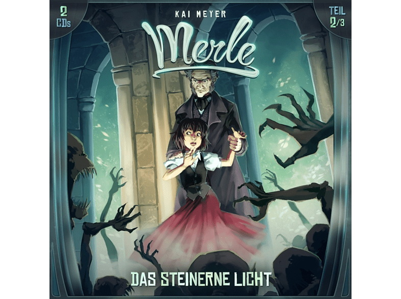 Merle - Merle: Das gläserne Wort - (CD)