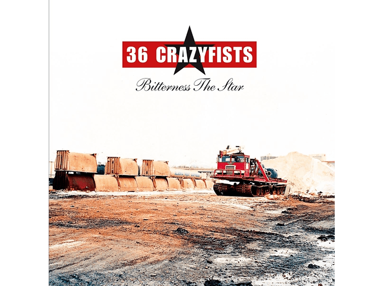 36 Crazyfists - Bitterness The Star [Vinyl]