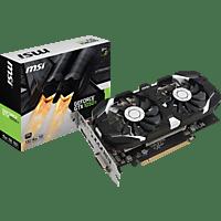 MSI GeForce® GTX 1050Ti 4GT OC 4GB (V809-2277R) (NVIDIA, Grafikkarte)