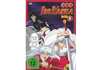 InuYasha – TV-Serie – Box 2  DVD