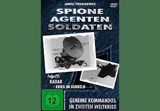 Spione-Agenten-Soldaten (22) - Radar, Krieg im Dunkeln DVD