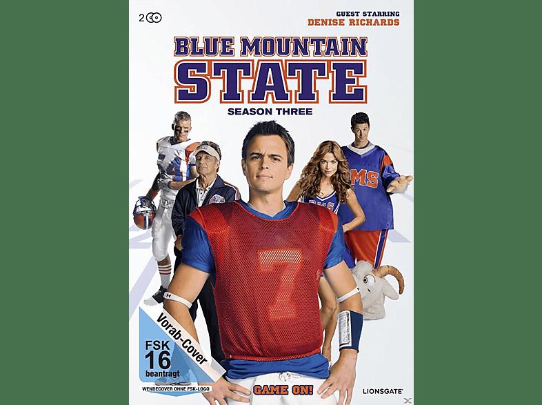 Blue Mountain State, Staffel 3 [DVD]