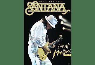 Carlos Santana - Santana - Greatest Hits Live At Montreux 2011  - (DVD)