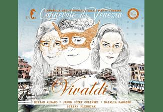 Cappella Dell'ospedale Della Pieta - Carnevale Di Venezia  - (CD)