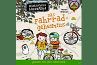 Martin Widmark - Detektivbüro LasseMaja-Das Fahrradgeheimnis - (CD)