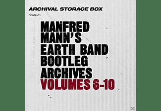 Manfred Mann's Earth Band - Bootleg Archives Volumes 6-10 (5CD Box Set)  - (CD)