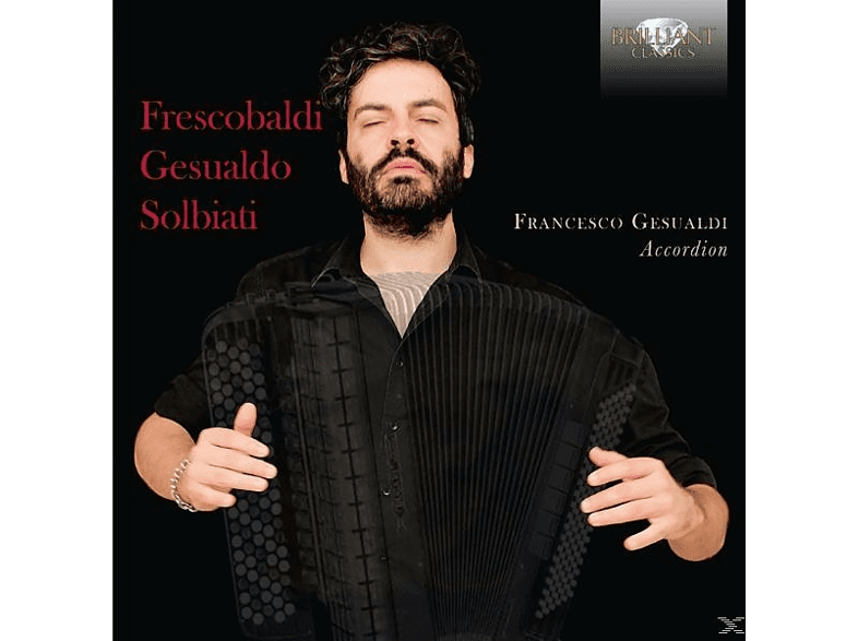 FRANCESCO GESUALDI/ - Music For Accordion [CD]