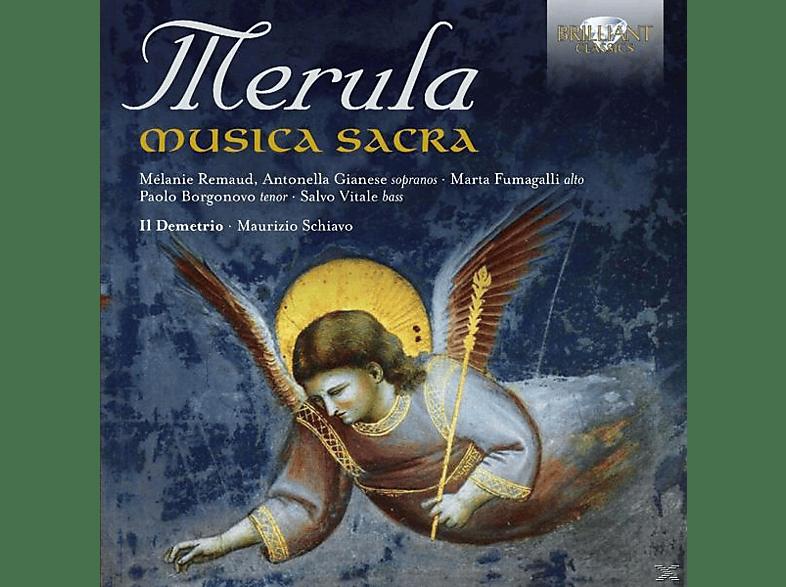 MELANIE REMAUD/ANTONELLA GIANESE/MARTA FUMAGALLI/P - Musica Sacra [CD]