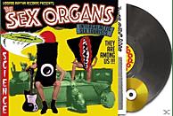 The Sex Organs - Intergalactic Sex Tourists [LP + Bonus-CD]