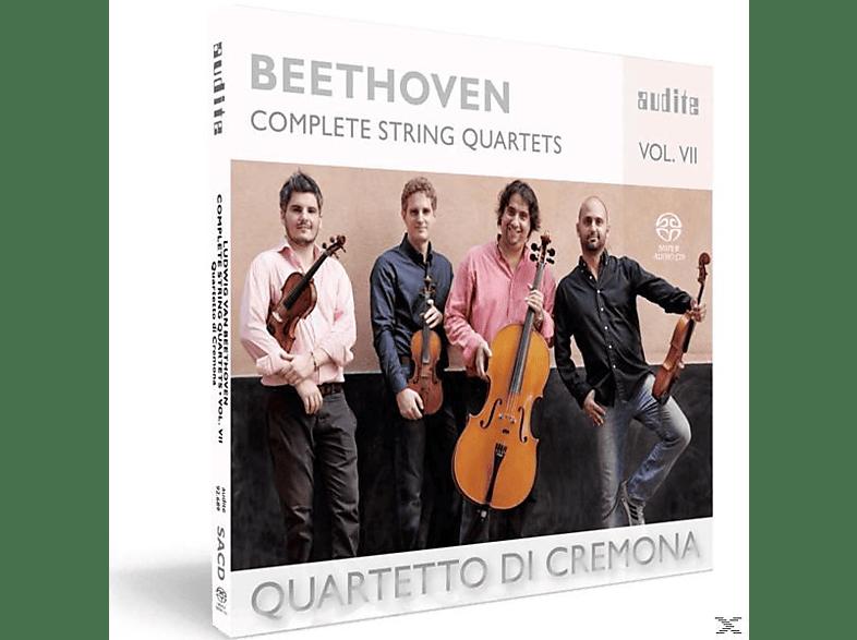 Quartetto Di Cremona - Complete String Quartets Vol.7 [SACD]