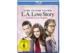 L.A. Love Story - Verliebt in Los Angeles - (Blu-ray)