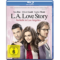 L.A. Love Story - Verliebt in Los Angeles [Blu-ray]