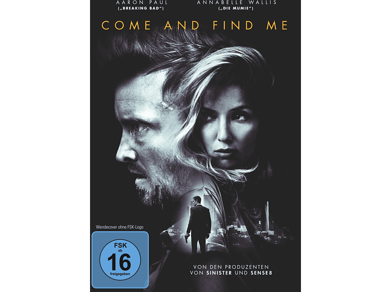 Come and find me [DVD]