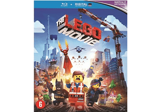 The Lego Movie Blu-ray