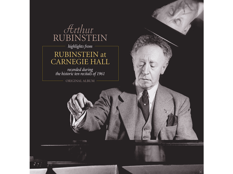 Arthur Rubinstein - Highlights From Rubinstein at Carnegie Hall [Vinyl]