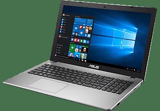 Portátil - Asus R510VX-DM005T, i7-6700HQ, NVIDIA GTX950M 2GB, 8GB y 1TB, Gris y Negro