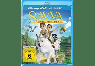Savva - Ein Held rettet die Welt 3D Blu-ray (+2D)