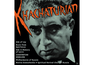 Constantine Orbelian, Philharmonia Russia - Centennial Album  - (CD)