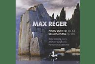 Max Reger Reger, Michael  Lessing, Parnassus Akademie, Michael Gross - Klavierquintett op.64 [CD]