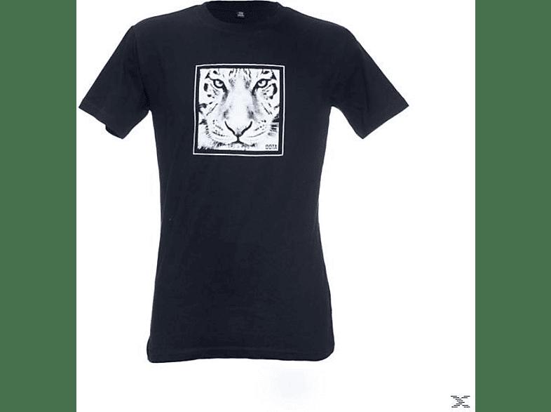 Dota - Keine Gefahr-Tiger (Shirt L/Melange Black) []