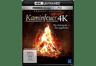 Kaminfeuer - Schmiede/Jagdhütte 4K Ultra HD Blu-ray