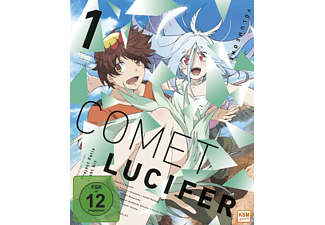 Comet Lucifer 1-6 Blu-ray