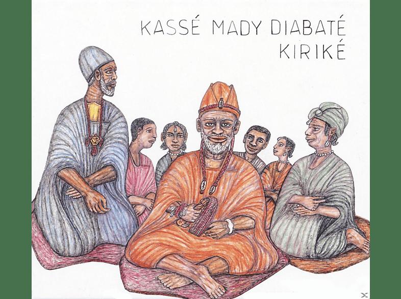 Kasse Mady Diabate - Kirike [Vinyl]