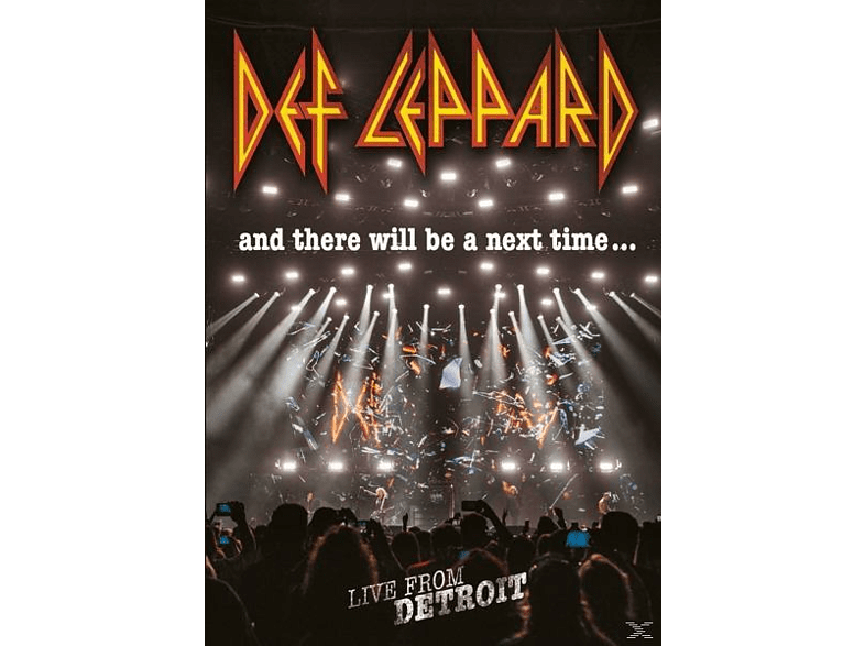 Def Leppard - And There Will Be A Next Time...Live From Detroit [DVD]