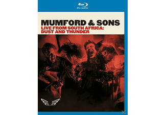 Mumford & Sons - Live In South Africa: Dust And Thunder   - (Blu-ray)