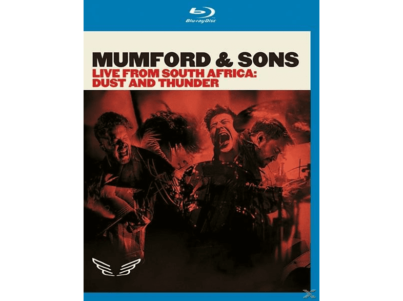 Mumford & Sons - Live In South Africa: Dust And Thunder  [Blu-ray]