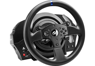 THRUSTMASTER T300 RS GT Edition (inkl. 3-Pedalset, PS4 / PS3 / PC) Kompatibel mit PS5-Spielen