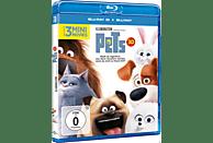 PETS (3D+2D) [3D Blu-ray (+2D)]