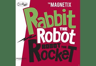 Magnetix - Rabbit The Robot-Robot The Rocket  - (CD)