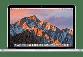 APPLE MacBook Pro mit Retina Display mit deutscher Tastatur, Notebook mit 13,3 Zoll Display, Core i5 Prozessor, 8 GB RAM, 128 GB Flash, Iris Grafik 6100, Silber