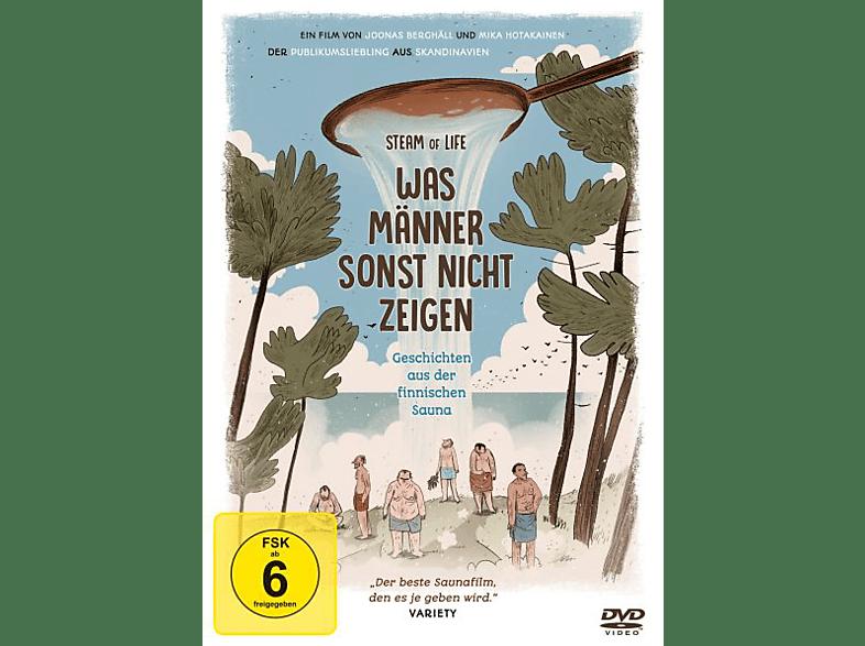 Was Männer sonst nicht zeigen - Geschichten aus der finnischen Sauna [DVD]