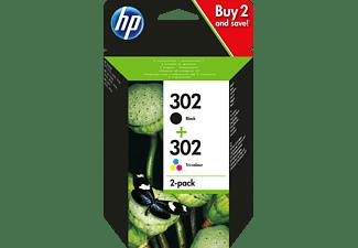 HP Tintenpatrone NR. 302 COMBO