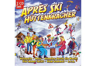VARIOUS - Apres Ski Hüttenkracher  - (CD)