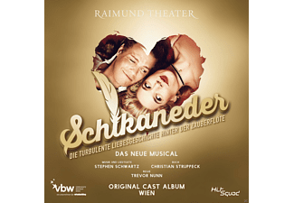VARIOUS - Schikaneder-Original Cast Al  - (CD)