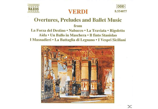 Hungarian State Opera Orchestra, National Symphony Orchestra Of Ireland - Ouvertüren/Vorspiele/Ballettm.  - (CD)