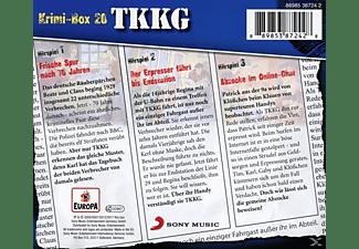 Tkkg - Krimi-Box 20 (Folgen 119,129,179)  - (CD)