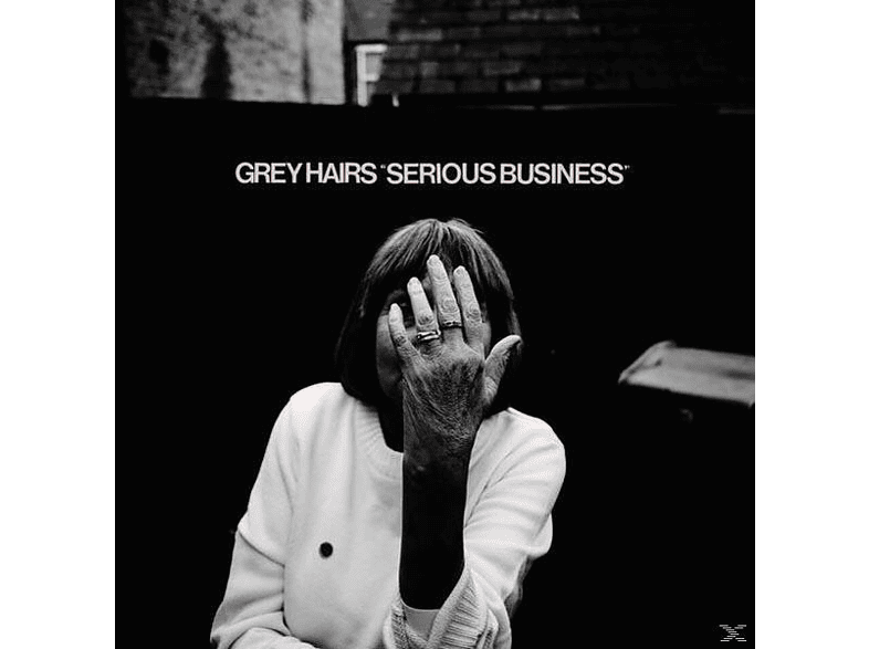 Grey Hairs - Serious Business [LP + Download]